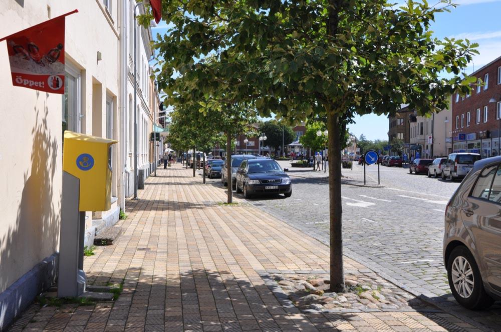 Norra trottoaren