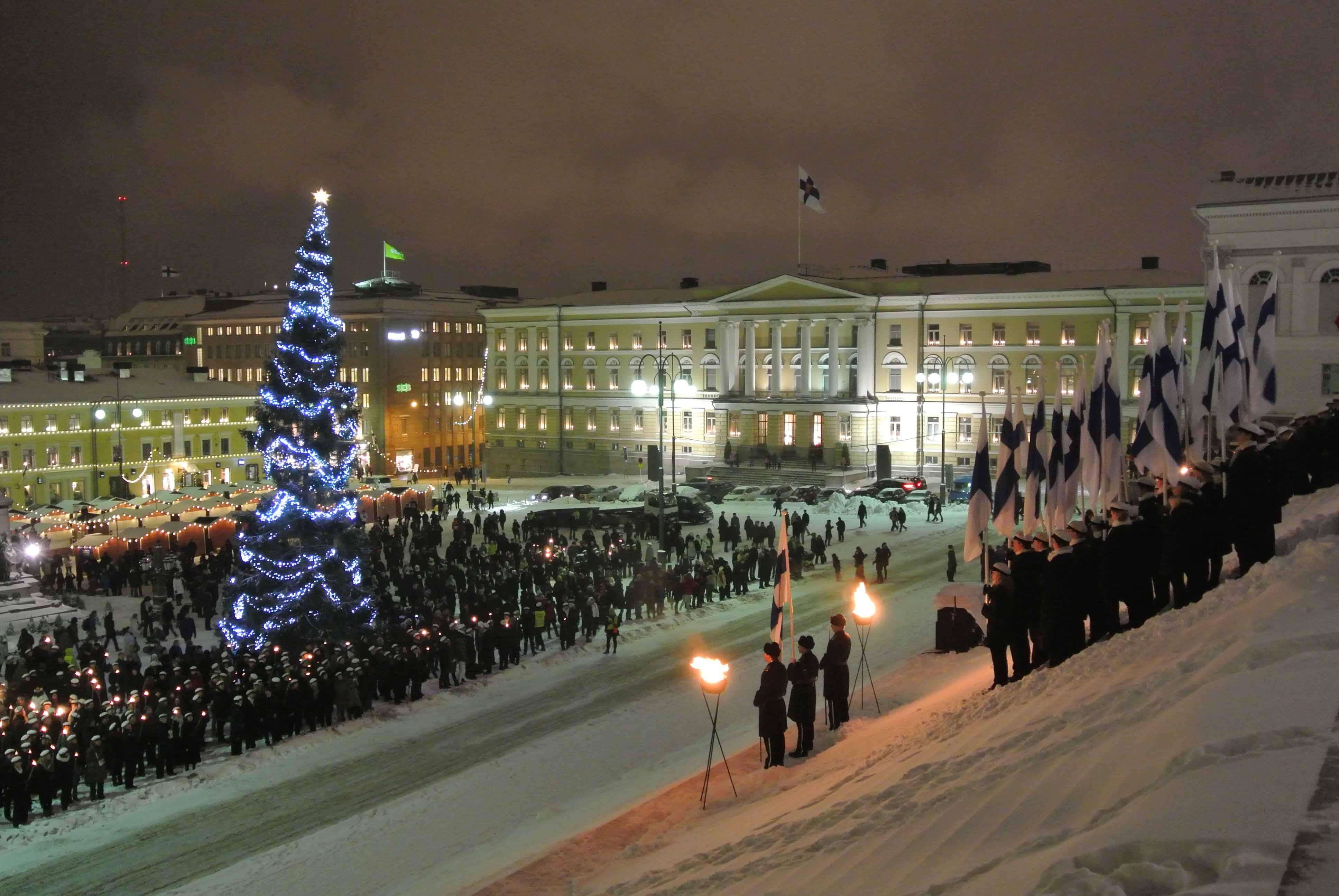 Senatstorget Helsingfors