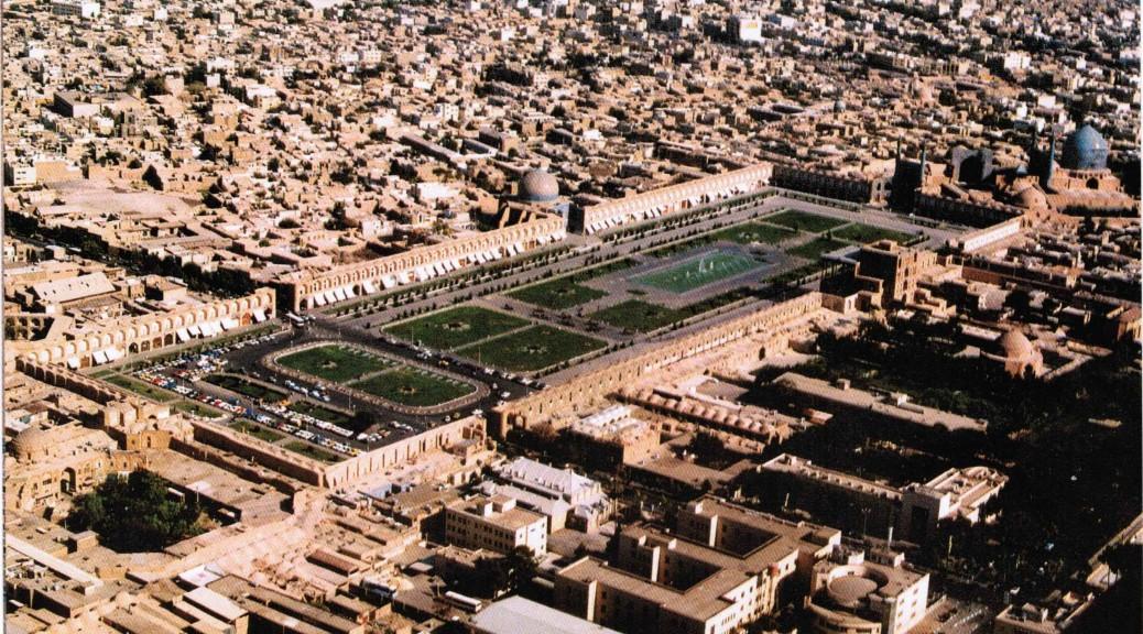 Imamtorget Isfahan