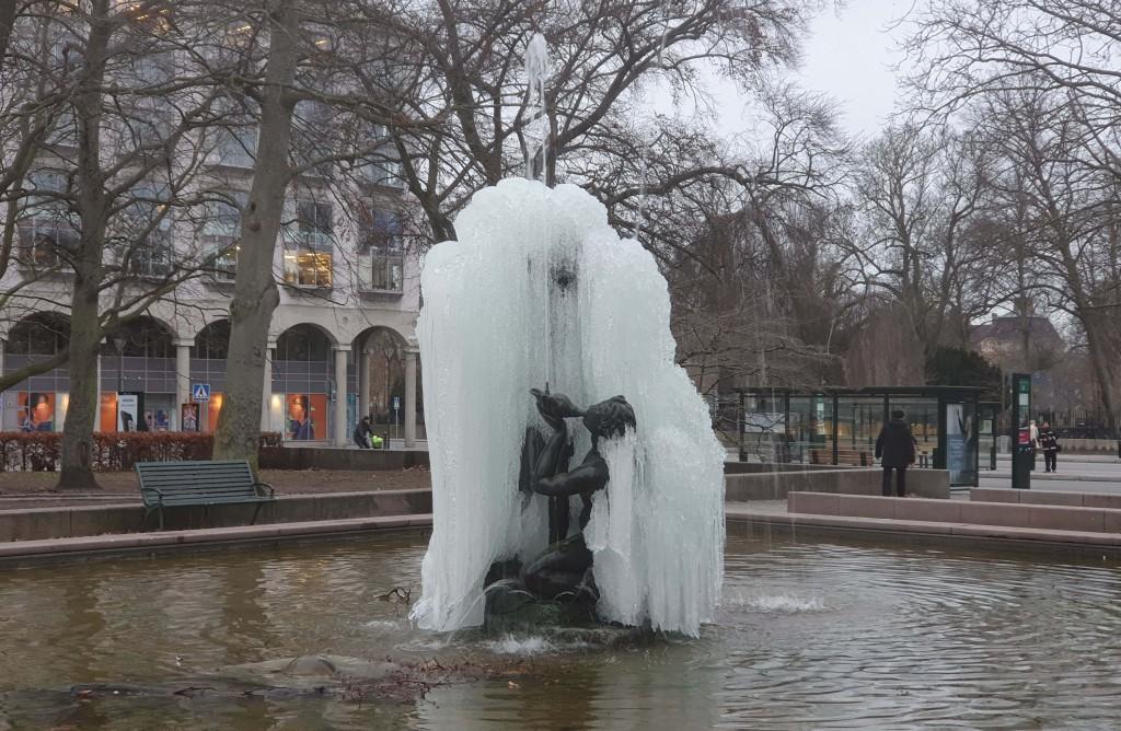"""Öresund"" den 15 februari 2021"